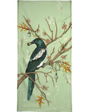Magpie Jewels Bath Towel