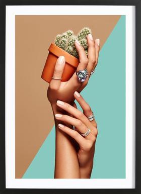 Stinging Jewellery II Framed Print