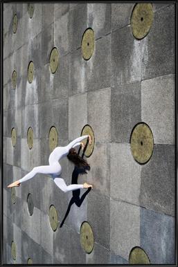 Paris #2 -Bild mit Kunststoffrahmen