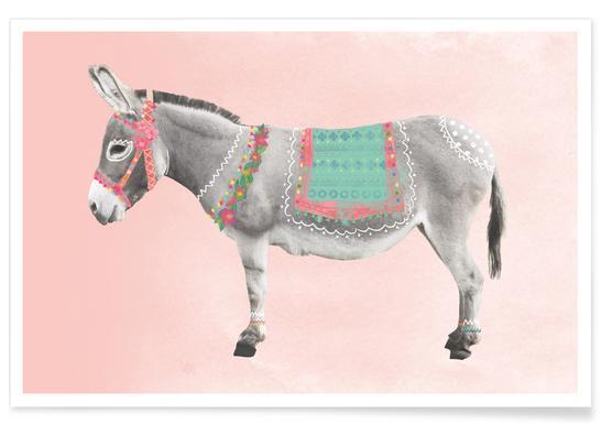 Esel -Poster
