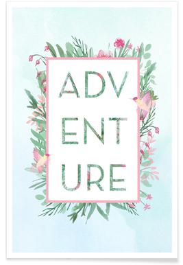 Kolibri Adventure -Poster