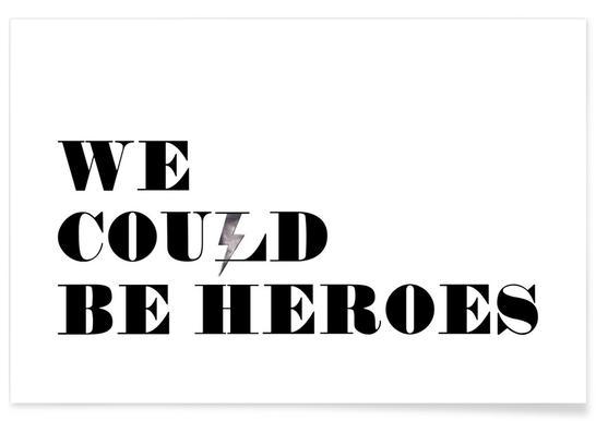 Heroes -Poster