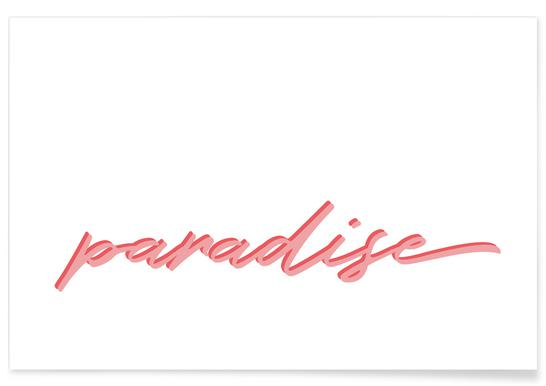 Paradise -Poster