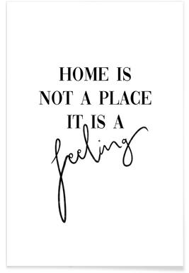 Home Is a Feeling affiche