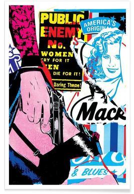 Mack Plakat