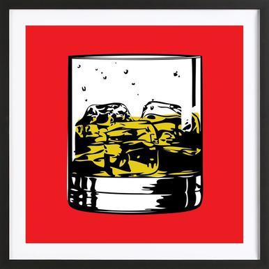 Cocktail 1 Framed Print