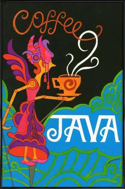 Java affiche encadrée