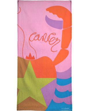 Cancer Bath Towel