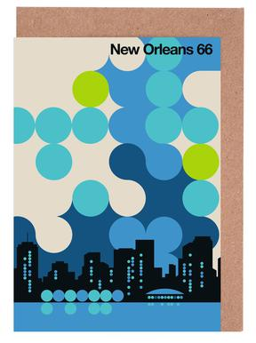 New Orleans 66 Greeting Card Set