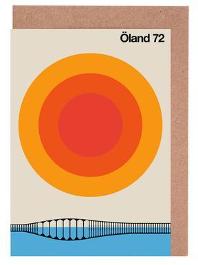 Öland 72 Greeting Card Set