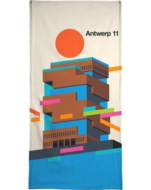 Antwerp 11 Bath Towel