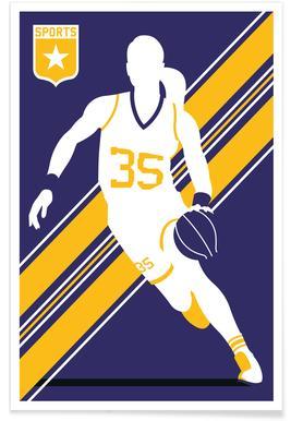 Basketball 3 Poster