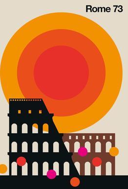 Rome 73 -Alubild