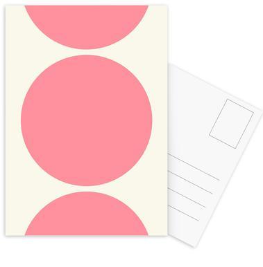 Pink Moon Postcard Set