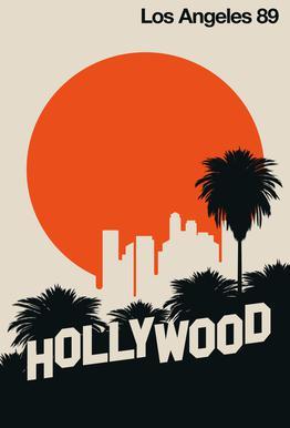 Los Angeles 89 Acrylic Print