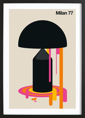 Milan 77 Framed Print