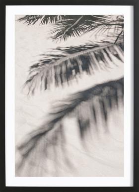 Sunshine on the Beach Framed Print