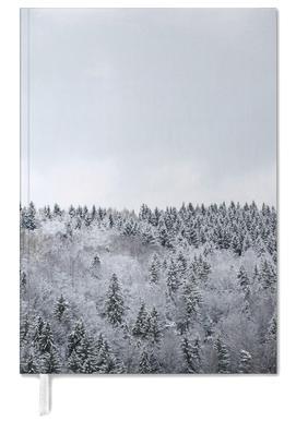 White Winter Forest -Terminplaner
