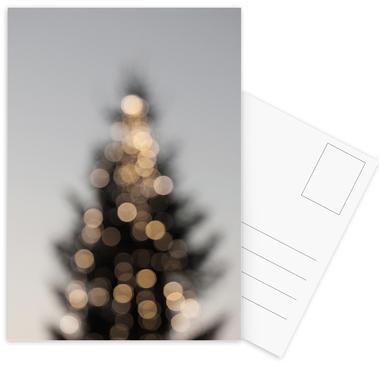 Merry Merry Christmas Postcard Set