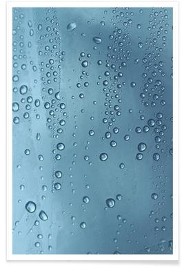Water Bubbles affiche
