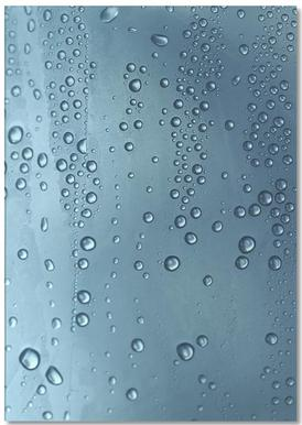 Water Bubbles Notepad