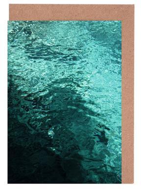 """""""50 Shades of Water"""" -Grußkarten-Set"""