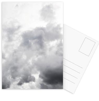 Head In The Clouds -Postkartenset