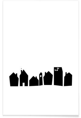 No Place Like Home - Premium Poster