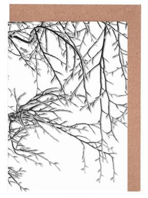 Snowy Days Greeting Card Set