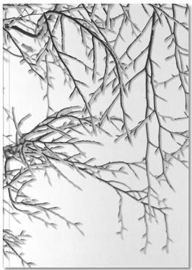Snowy Days Notebook