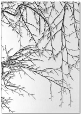 Snowy Days notitieblok