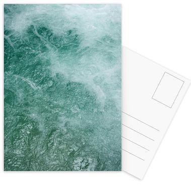Glacier Water Postcard Set