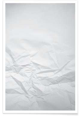 Paper Landscape - Premium poster