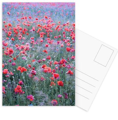 Poppy Seed Heaven -Postkartenset