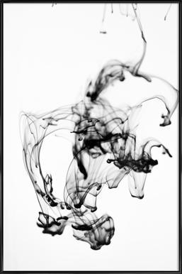 Smooth Movement -Bild mit Kunststoffrahmen