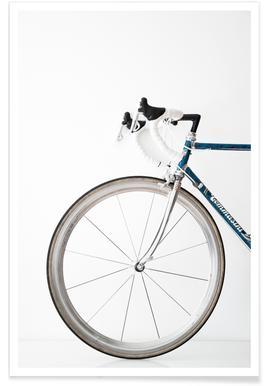 Ride my Bike - Premium Poster
