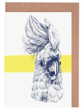Kakadu Greeting Card Set