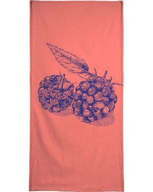 Blackberries -Handtuch