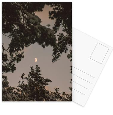 The Moon Postcard Set