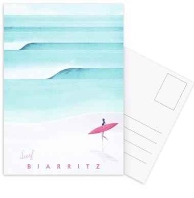 Biarritz cartes postales