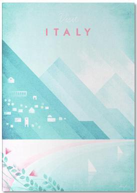 Italy Notepad