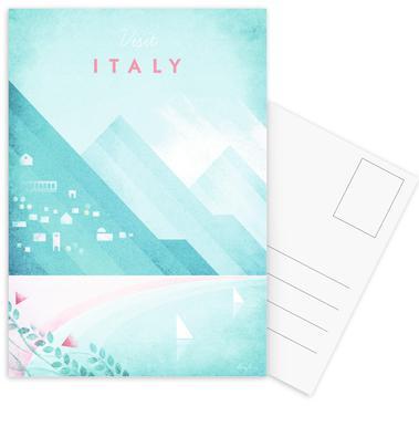 Italy -Postkartenset