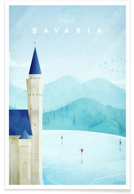 Bavaria affiche
