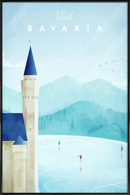 Bavaria Framed Poster