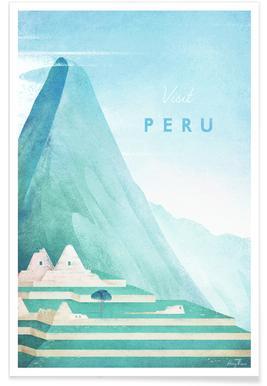 Peru Plakat