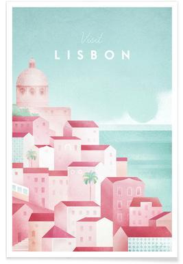 Lisbon -Poster