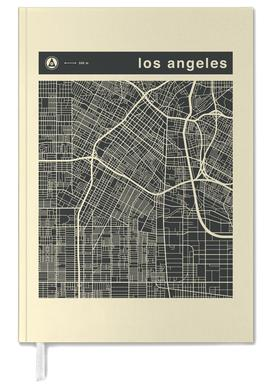 City City Maps Series 3s Series 3 -  Los Angeles Personal Planner