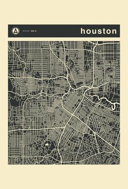 City Maps Series 3 Series 3 - Houston