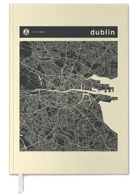 City Maps Series 3 Series 3 - Dublin -Terminplaner