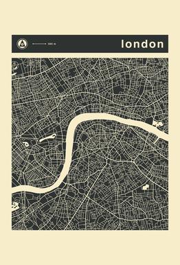 City Maps Series 3 Series 3 - London
